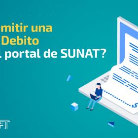 ¿Cómo emitir una Nota de Débito desde el portal de SUNAT?