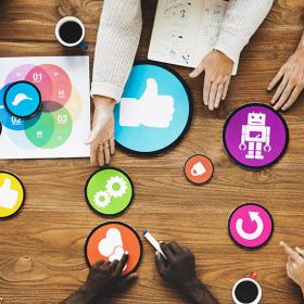 Ideas de contenido digital para PYMES