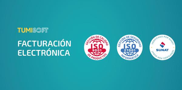 certificación ISO 9001 tumisoft