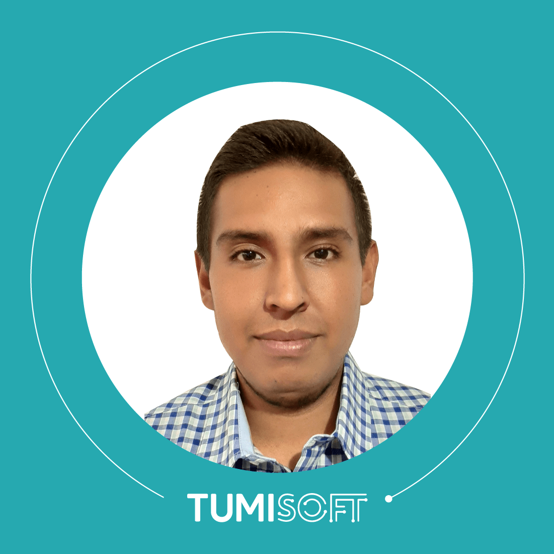 Manuel Blanco trabajador de tumisoft